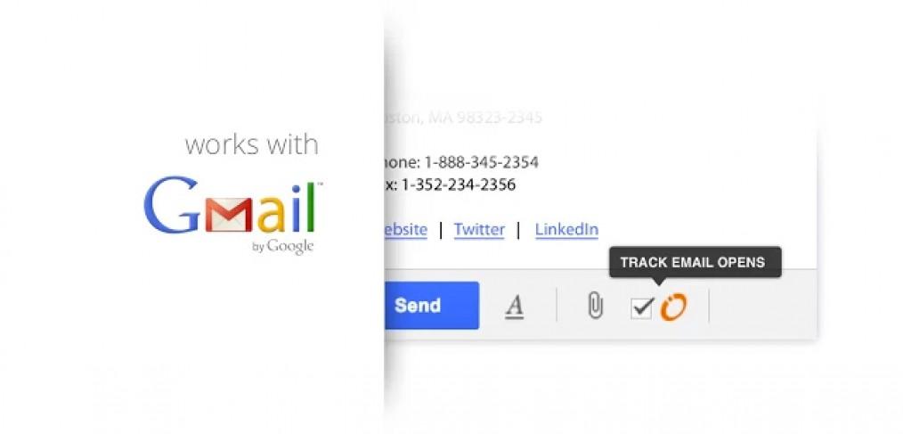 estadísticas en gmail