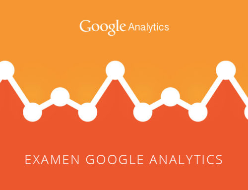 Examen Google Analytics